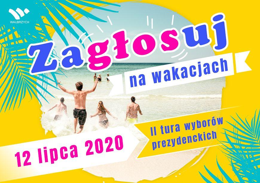 Wałbrzych/REGION: Zagłosuj na wakacjach