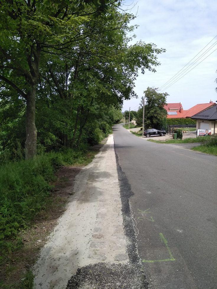 powiat wałbrzyski: Bezpieczniej na drogach powiatowych