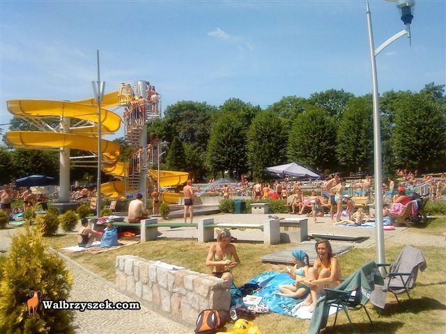 Wałbrzych/REGION: Rozwaga nad wodą