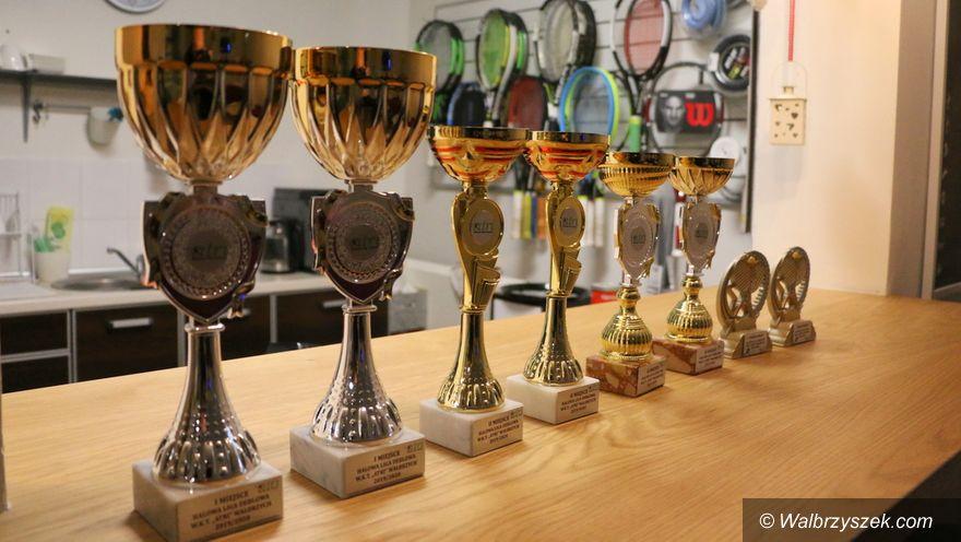 Wałbrzych: Zimowa liga debla o Puchar Prezesa PEC