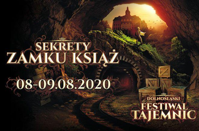 Wałbrzych: Dolnośląski Festiwal Tajemnic
