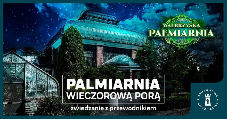 Wałbrzych: Lato w Palmiarni