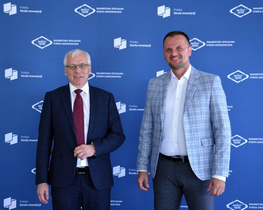 Wałbrzych/REGION: Rozmawiali o gospodarce