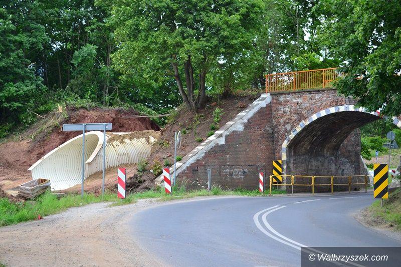 REGION, Szczawno-Zdrój: Tunel na ukończeniu
