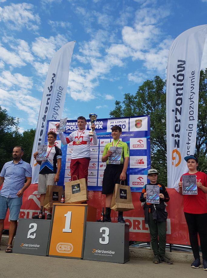 Wałbrzych/Kraj: Dwa medale