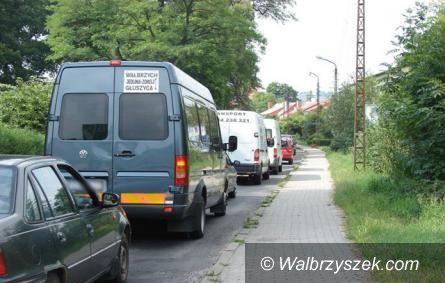 REGION, Mieroszów: Nie stójcie w korku
