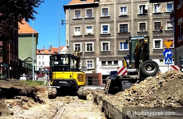 Wałbrzych: Plac do odnowy