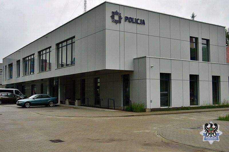 Wałbrzych/powiat wałbrzyski: Nowoczesny komisariat