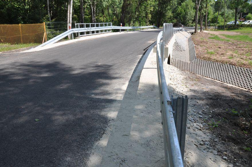 REGION, Sierpnica: Most już otwarty