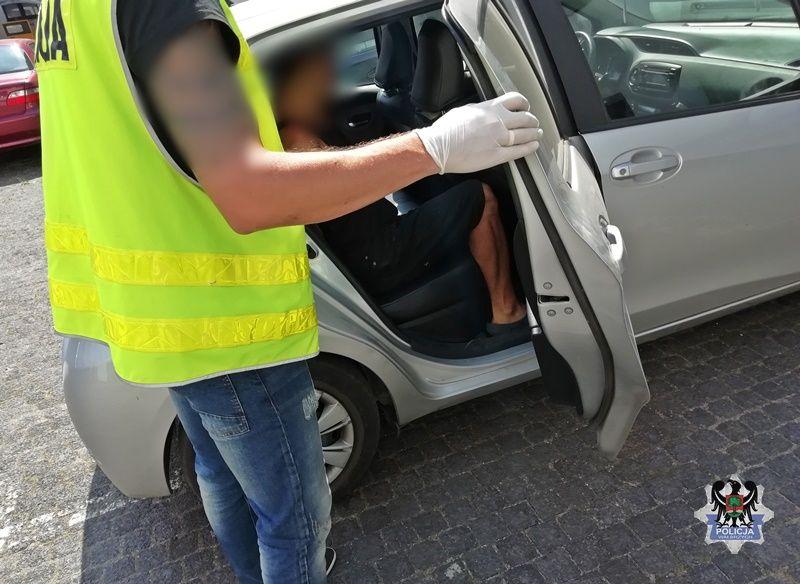 Wałbrzych/REGION: Kradzież nie popłaca