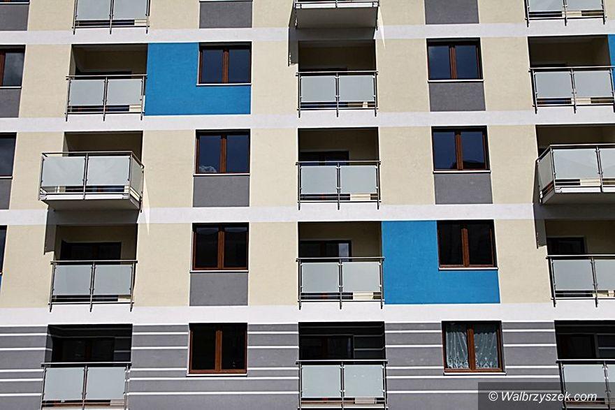 Wałbrzych: Spory problem na ulicy Husarskiej