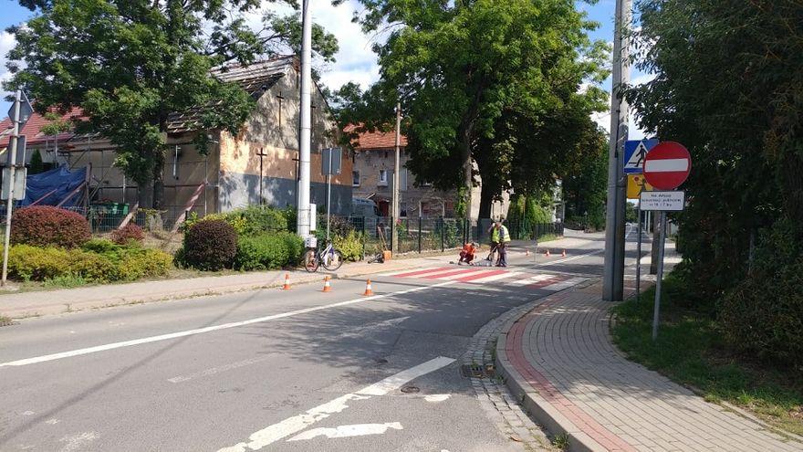 REGION, Szczawno-Zdrój: Oznakowanie dla bezpieczeństwa