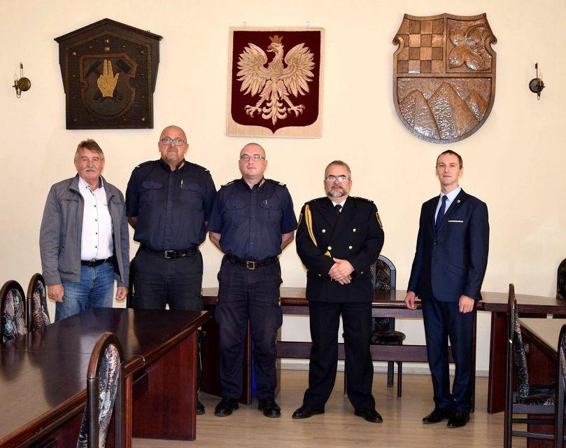 REGION, Boguszów-Gorce: Święto strażników