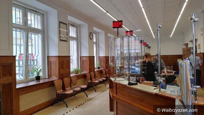 Wałbrzych: Biuro Komunikacji po nowemu