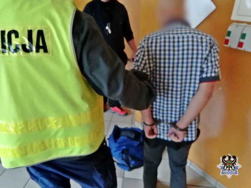Wałbrzych: Oberwał ochroniarz