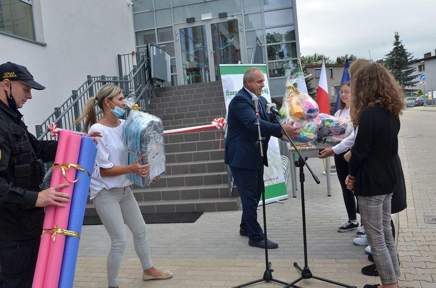 REGION, Szczawno-Zdrój: Otwarcie Delfinka