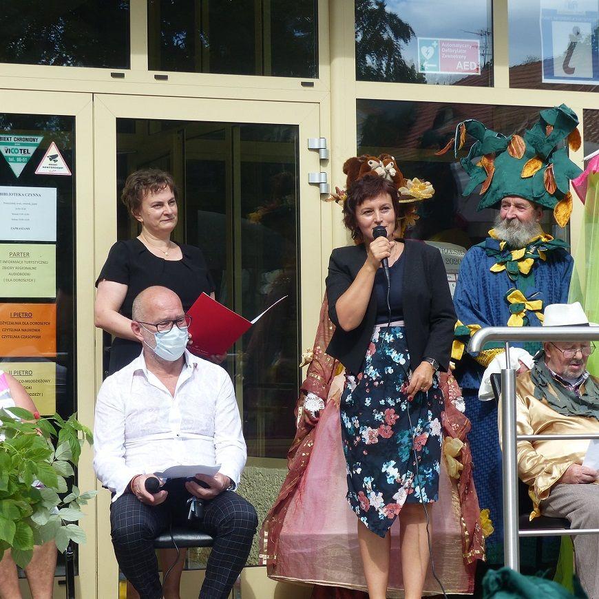 REGION, Szczawno-Zdrój: Narodowe czytanie