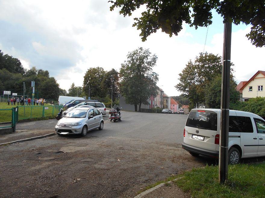 Wałbrzych: Niebezpiecznie w rejonie PSP nr 23