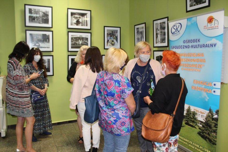Wałbrzych: Specyficzna wystawa