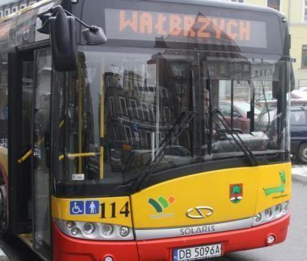 Wałbrzych: Wracają autobusy