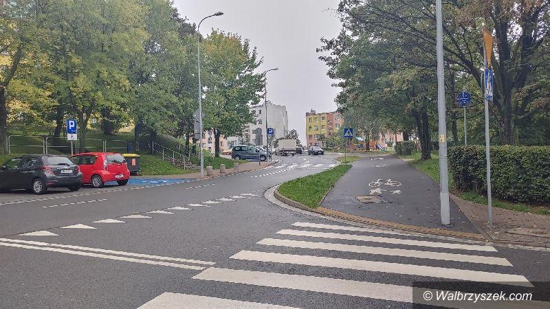 Wałbrzych: Ulica Nałkowskiej gotowa