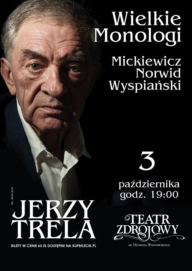 REGION, Szczawno-Zdrój: Monologi Treli