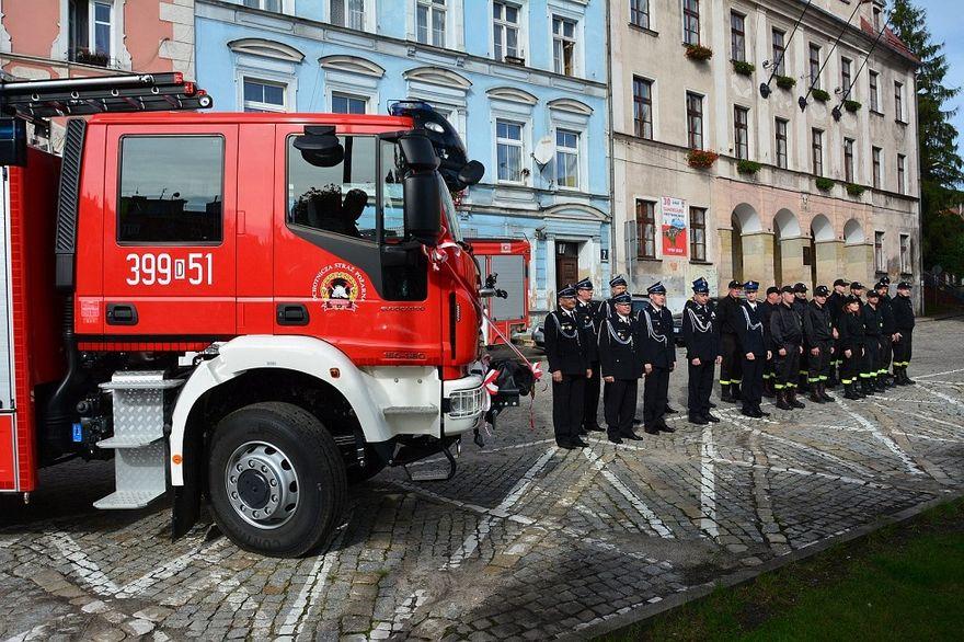 REGION, Mieroszów: Mają nowy wóz