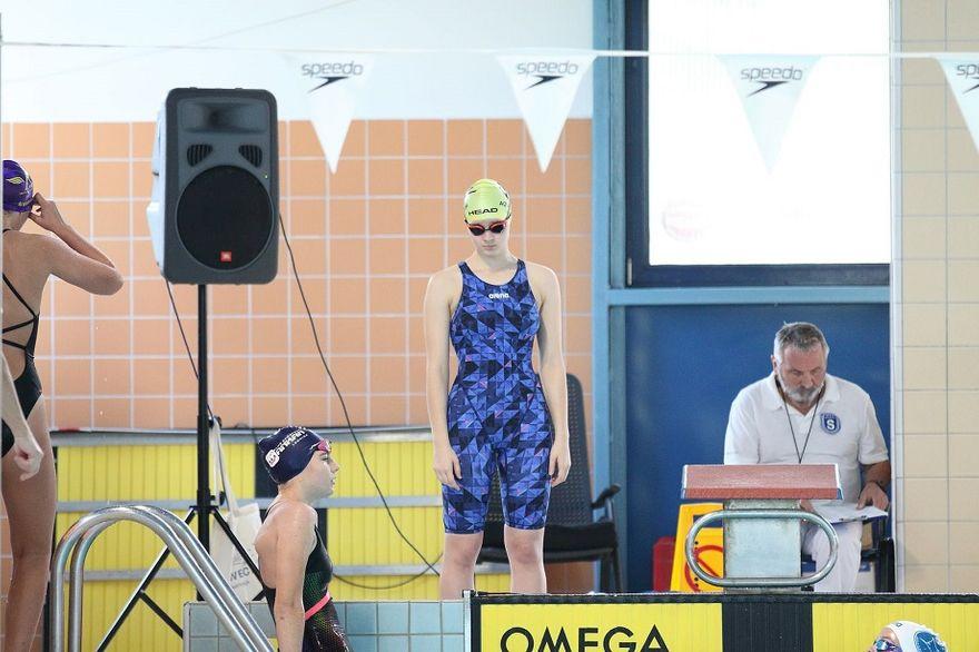 Wałbrzych/REGION: Startowali pływacy