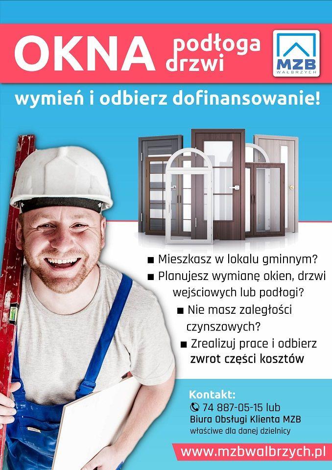Wałbrzych: Gmina da dofinansowanie