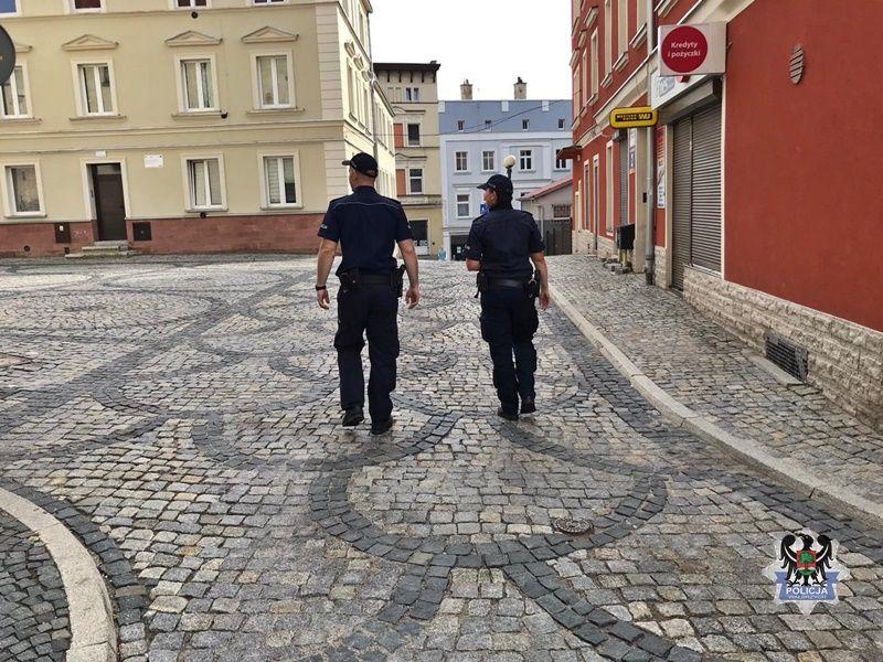 REGION, Boguszów-Gorce: Więcej patroli