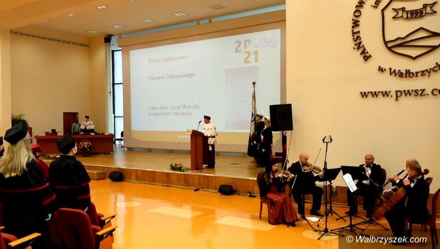 Wałbrzych: Inauguracja w PWSZ