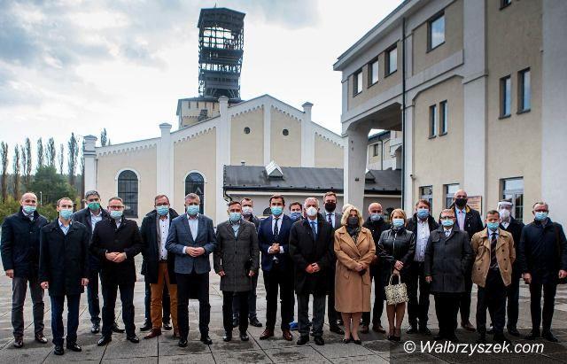 Wałbrzych/REGION: Aglomeracja mocniejsza