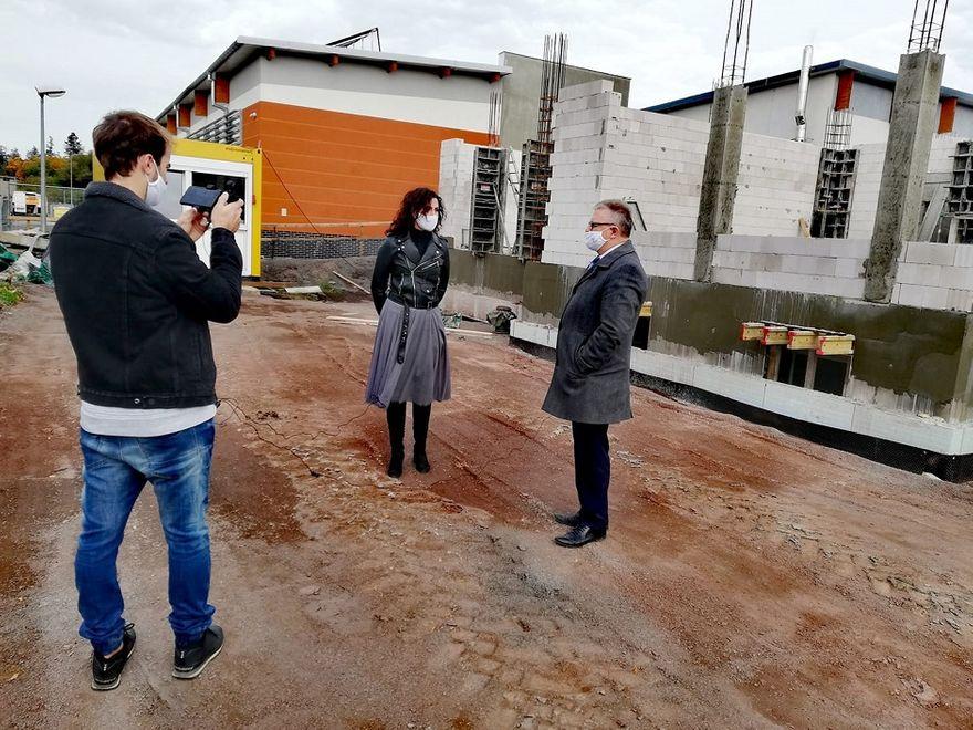REGION, Szczawno-Zdrój: Szkoła rośnie w oczach