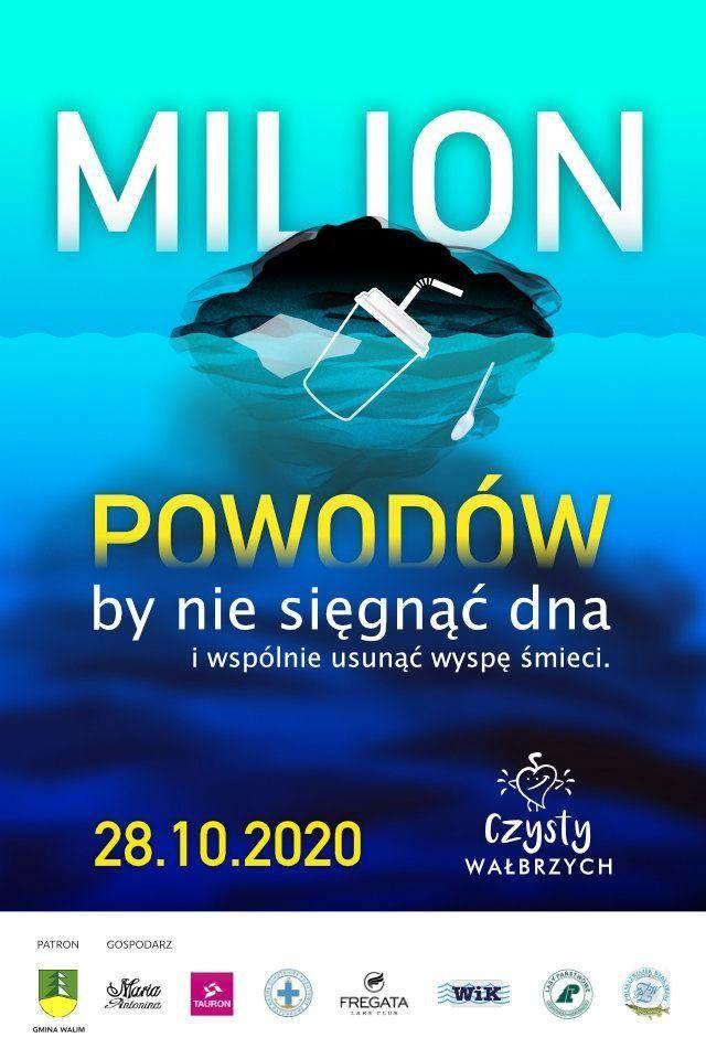 REGION, Zagórze Śląskie: Wysprzątają jezioro