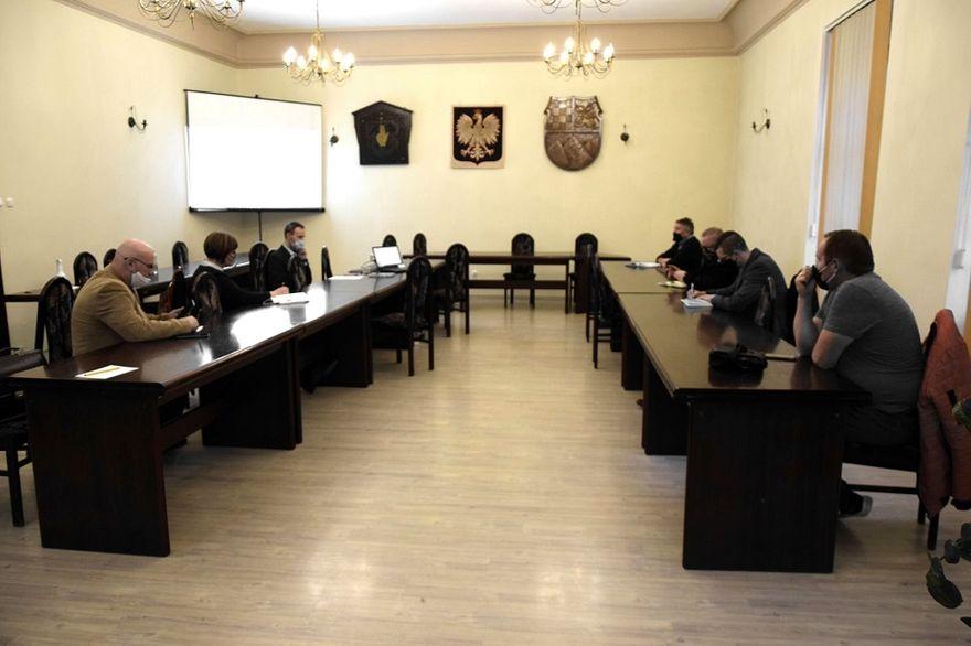 REGION, Boguszów-Gorce: Pracują nad planem