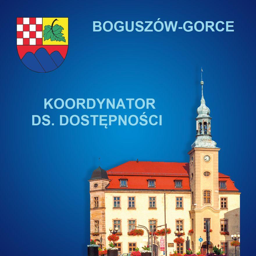 REGION, Boguszów-Gorce: Koordynator ds. dostępności