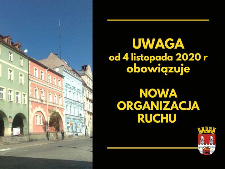 REGION, Mieroszów: Ruch jednokierunkowy