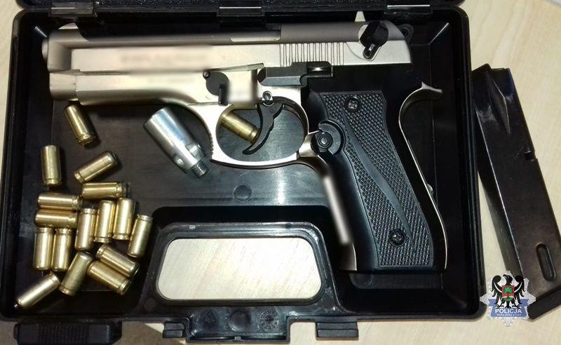 Wałbrzych: Nawoływał do użycia broni