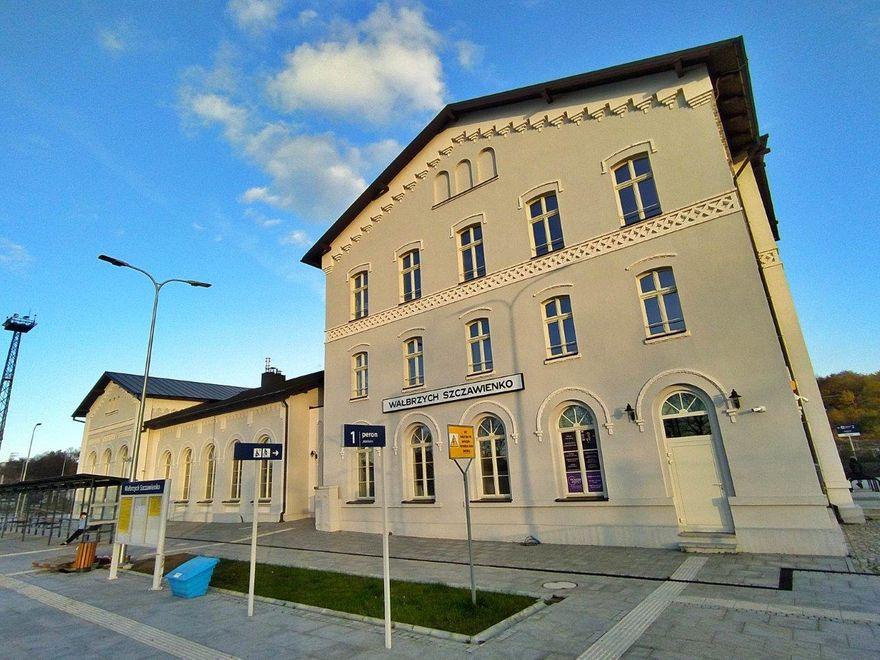 Wałbrzych: MZB przejmuje dworzec
