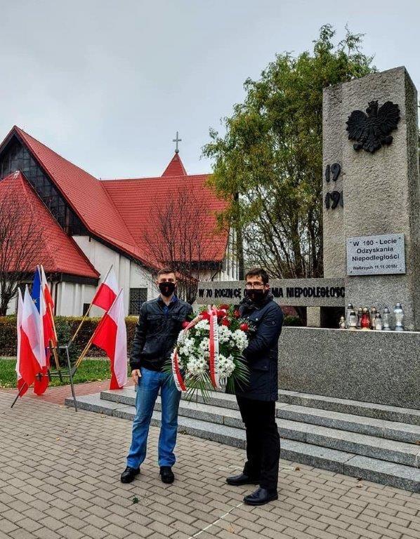 Wałbrzych: Święto Niepodległości na Podzamczu