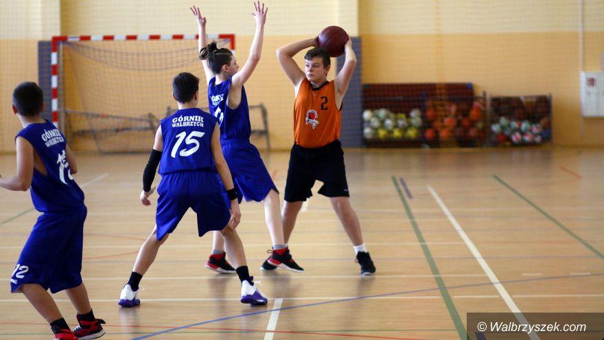 Szczawno-Zdrój: Basket ograł Górnika