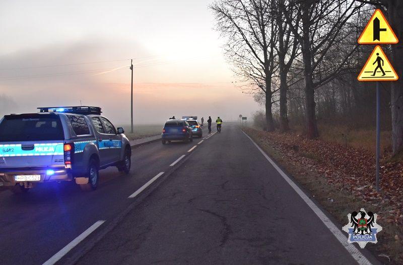 REGION, Mieroszów/Golińsk: Nie udzielił pomocy