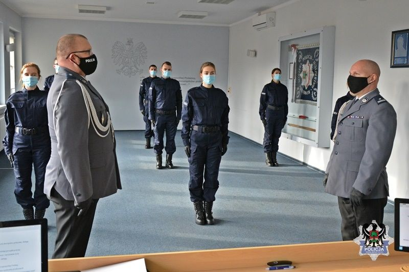 Wałbrzych/powiat wałbrzyski: Nowi w szeregach