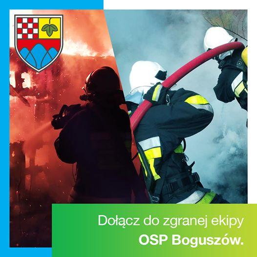 REGION, Boguszów-Gorce: Zostań strażakiem!