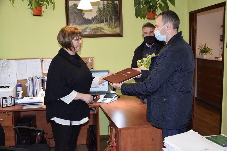 REGION, Boguszów-Gorce: Podziękowania za misję