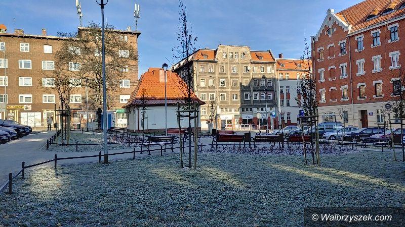 Wałbrzych: Plac gotowy