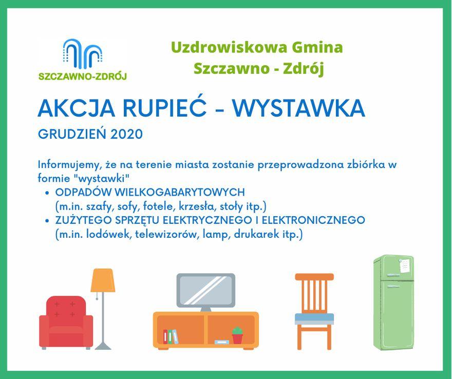 """REGION, Szczawno-Zdrój: Zbliża się akcja """"Rupieć"""""""