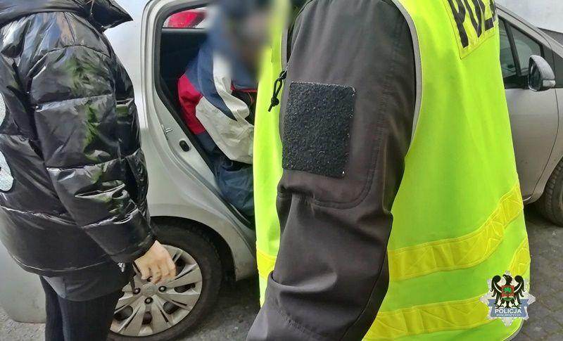 Wałbrzych: Odholowali samochód