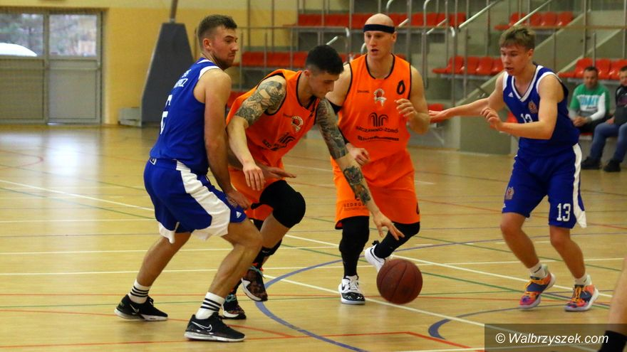 Szczawno-Zdrój: Skuteczny Basket
