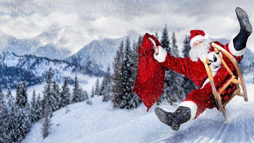Wałbrzych: Mikołaj inny niż zawsze...